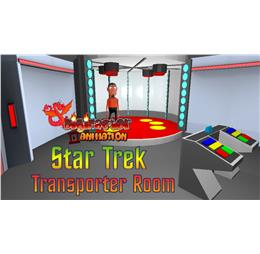 Star Trek Transporter Room